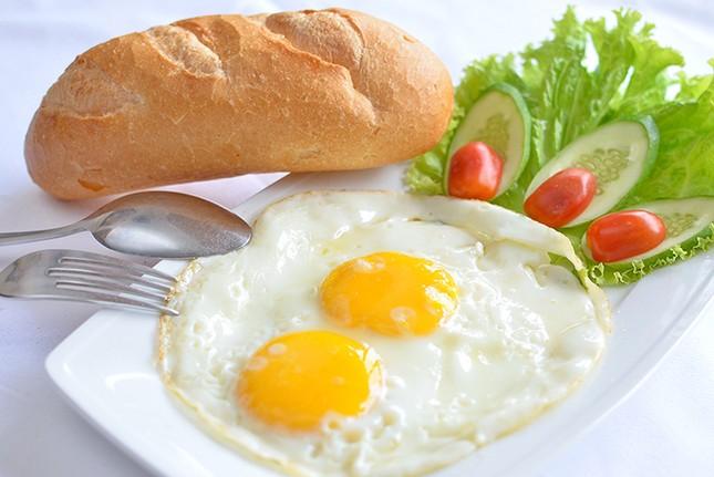 9 thực nhẩm nhất định phải ăn vào bữa sáng nếu muốn tốt cho sức khỏe - ảnh 1