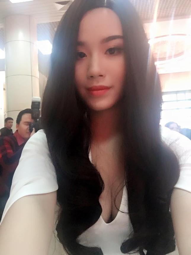 Hot girl Linh Miu bị hành hung khi đi lễ ở Thanh Hóa - ảnh 3
