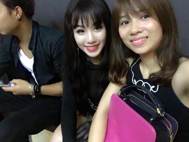 Hot girl Linh Miu bị hành hung khi đi lễ ở Thanh Hóa - ảnh 1