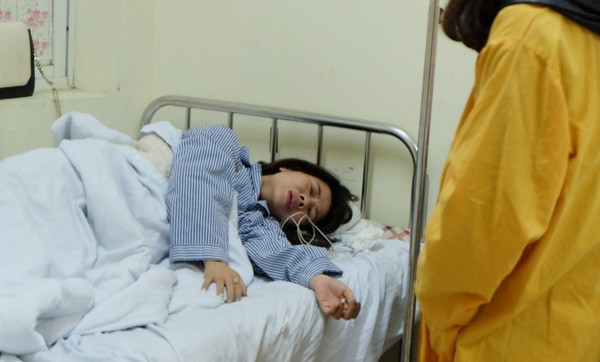 Quản lý của Linh Miu bàng hoàng kể lại giây phút bị đánh dã man - ảnh 1