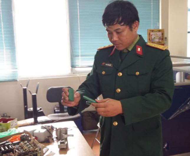 Quân đội Việt Nam chế tạo USB 'không thể bị nhiễm virus' - ảnh 1