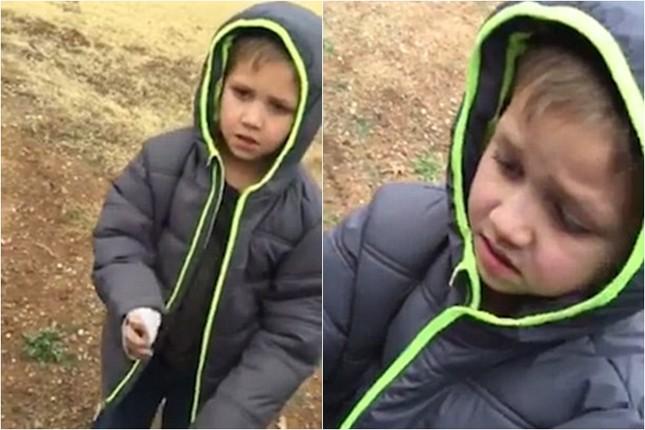 Vỡ òa giây phút cậu bé gặp lại chú chó sau 1 tháng đi lạc [VIDEO] - ảnh 2