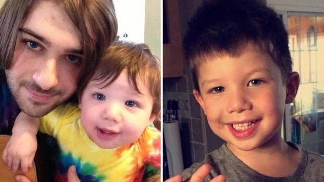 Bố giết con trai 3 tuổi vì người tình tuổi teen 'ghét trẻ em' - ảnh 1