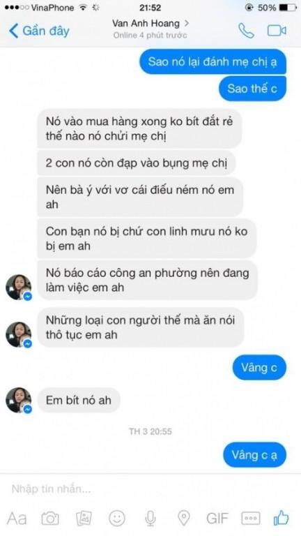 Linh Miu bị 'tố' ngược văng tục, đánh người cao tuổi ở Thanh Hóa - ảnh 2