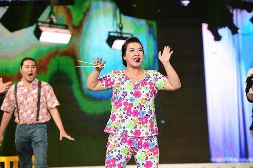 Trấn Thành, Việt Hương rơi nước mắt với tiểu phẩm hài - ảnh 1