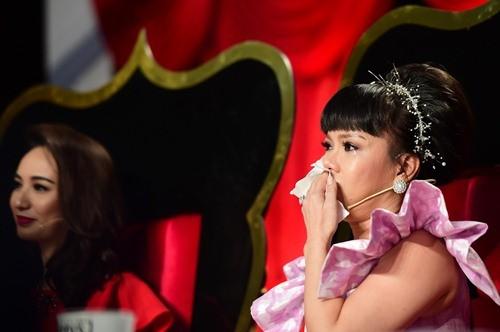 Trấn Thành, Việt Hương rơi nước mắt với tiểu phẩm hài - ảnh 5