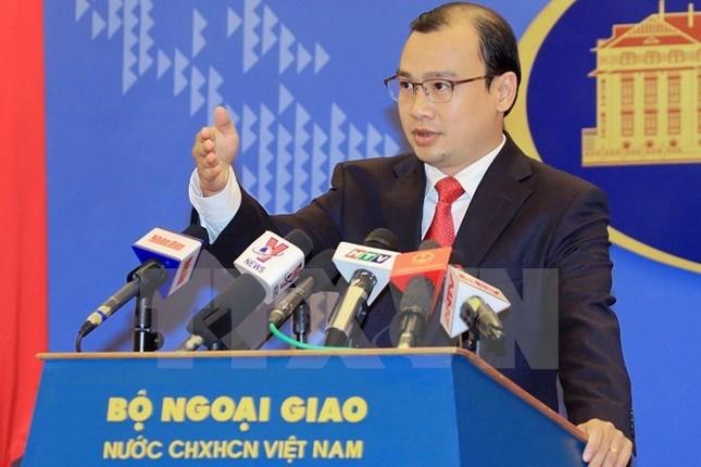 Việt Nam đề nghị ICAO sửa lại bản đồ hàng không về FIR Tam Á - ảnh 1