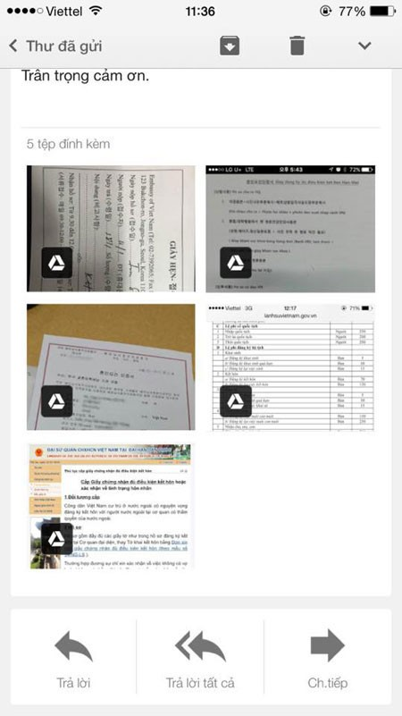 ĐSQ VN tại Hàn Quốc thông báo phí đăng ký kết hôn chênh 1000 USD? - ảnh 5