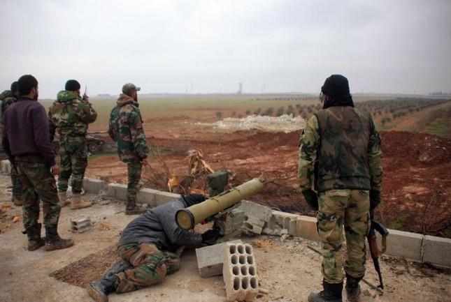 Quân đội Syria chuẩn bị mở đợt tổng tấn công giải phóng Aleppo - ảnh 1