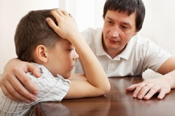 Những biểu hiện của cha mẹ ảnh hưởng nghiêm trọng đến trẻ - ảnh 1