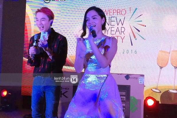 Clip: Sơn Tùng song ca 'Cơn mưa tình yêu' cùng Phạm Quỳnh Anh - ảnh 2