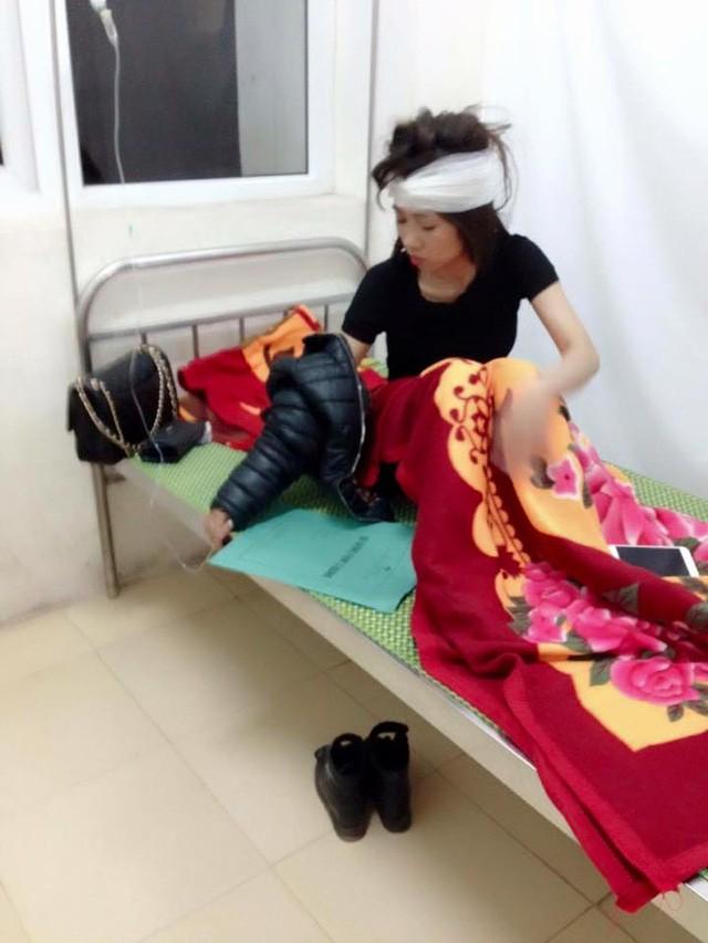 Linh Miu thừa nhận 'có đạp người bán hàng' - ảnh 1