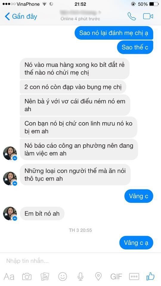 Linh Miu thừa nhận 'có đạp người bán hàng' - ảnh 3