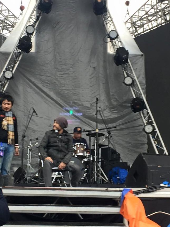 Clip đầu tiên của Trần Lập về live show 'Đôi tay thắp lửa' - ảnh 1