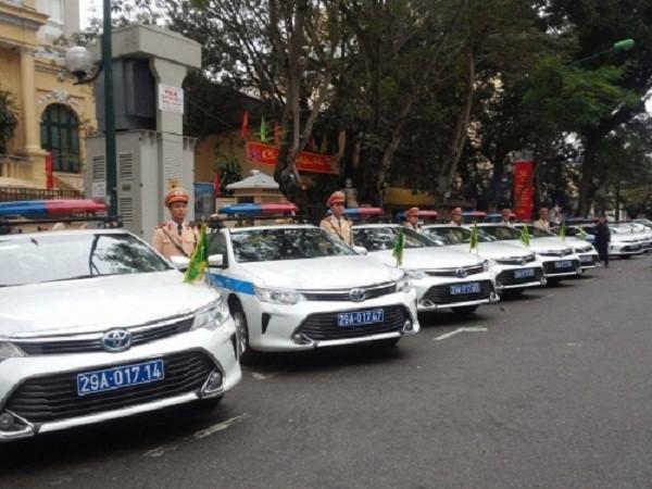Ngắm dàn xe môtô 750 của CSGT Hà Nội phục vụ đại hội Đảng - ảnh 10