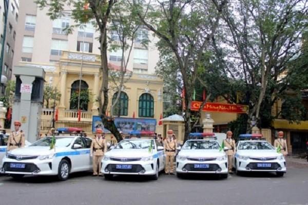 Ngắm dàn xe môtô 750 của CSGT Hà Nội phục vụ đại hội Đảng - ảnh 11