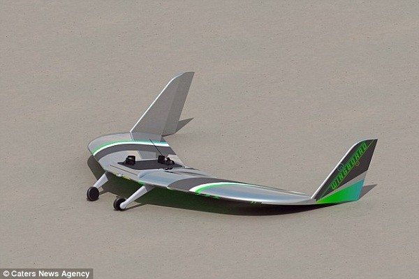 Thử nghiệm công nghệ mới cho phép con người lướt trên mây trời - ảnh 5