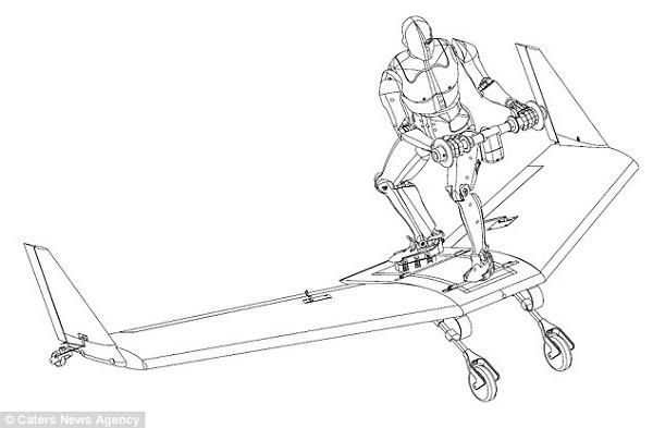 Thử nghiệm công nghệ mới cho phép con người lướt trên mây trời - ảnh 6