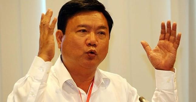 Bộ trưởng Đinh La Thăng: 'Làm lãnh đạo phải thức khuya dậy sớm' - ảnh 1