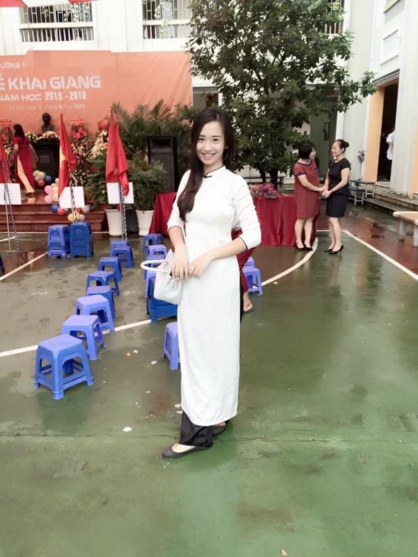 Nữ sinh 18 tuổi chân dài 'mét mốt' kiến cư dân mạng mê mẩn - ảnh 3
