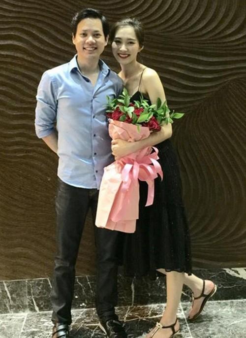 Bạn trai đại gia mừng sinh nhật Hoa hậu Đặng Thu Thảo - ảnh 1