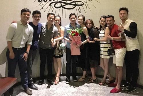 Bạn trai đại gia mừng sinh nhật Hoa hậu Đặng Thu Thảo - ảnh 2