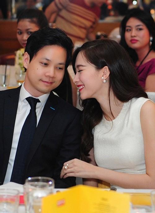 Bạn trai đại gia mừng sinh nhật Hoa hậu Đặng Thu Thảo - ảnh 3