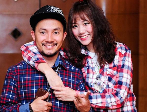 Hari Won đã chính thức 'đường ai nấy đi' với rapper Tiến Đạt - ảnh 1