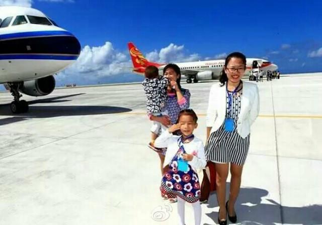 TQ ngang nhiên đưa du khách tới đảo nhân tạo trái phép ở Trường Sa - ảnh 1