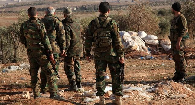 Quân đội Syria phản công mạnh mẽ, đẩy lùi IS ở Deir Ezzor - ảnh 1