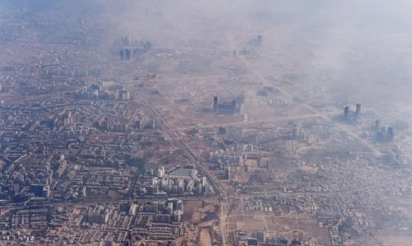 Thế giới đang chết dần vì ô nhiễm không khí - ảnh 1
