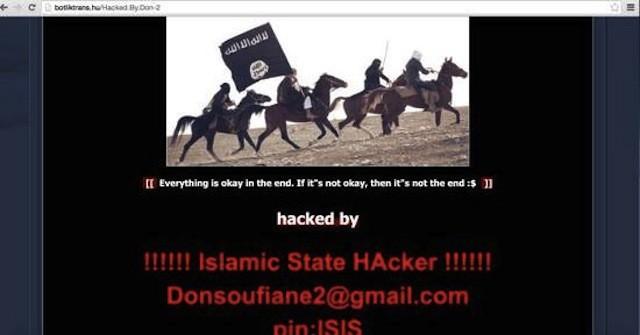 IS tấn công website đại học hàng đầu Trung Quốc - ảnh 2