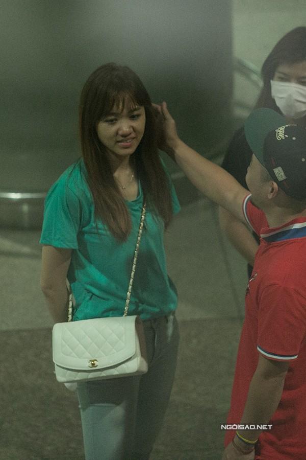 Hari Won mệt mỏi về nước sau khi chia tay Tiến Đạt - ảnh 1