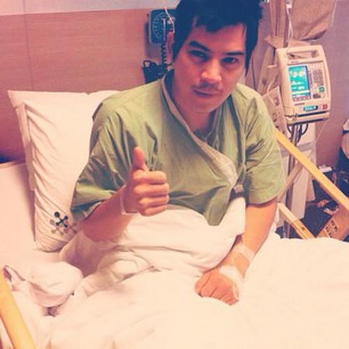 Nam diễn viên điển trai Thái Lan qua đời vì sốt xuất huyết - ảnh 2