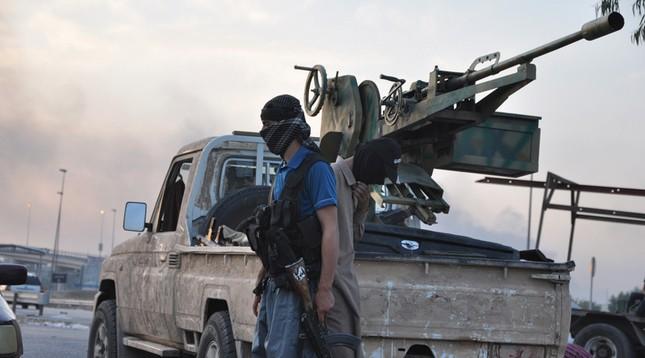 IS có thể quay sang tấn công Israel, Jordan nếu thất bại ở Syria - ảnh 1