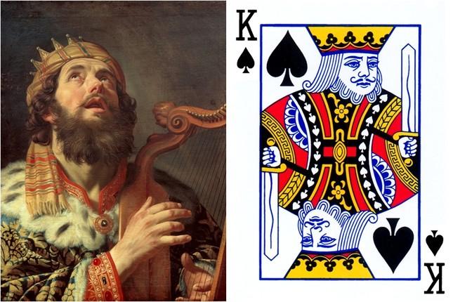 Những nhân vật bí ẩn đằng sau quân bài J, Q, K trong bộ bài tây - ảnh 4