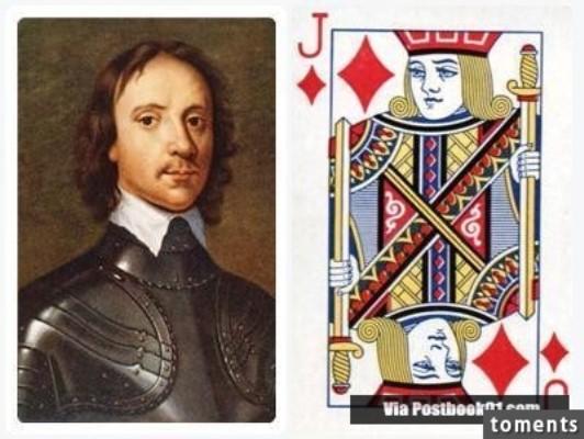 Những nhân vật bí ẩn đằng sau quân bài J, Q, K trong bộ bài tây - ảnh 10