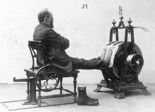 Chiêm ngưỡng cỗ máy tập gym đời đầu từ hơn 130 năm trước - ảnh 2