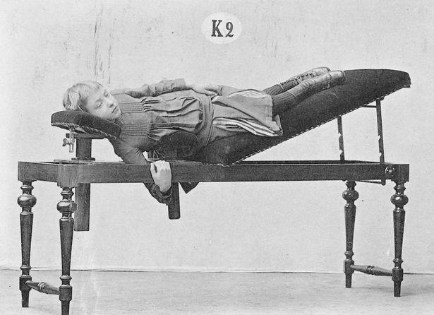 Chiêm ngưỡng cỗ máy tập gym đời đầu từ hơn 130 năm trước - ảnh 3