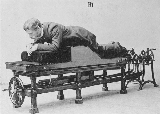 Chiêm ngưỡng cỗ máy tập gym đời đầu từ hơn 130 năm trước - ảnh 4