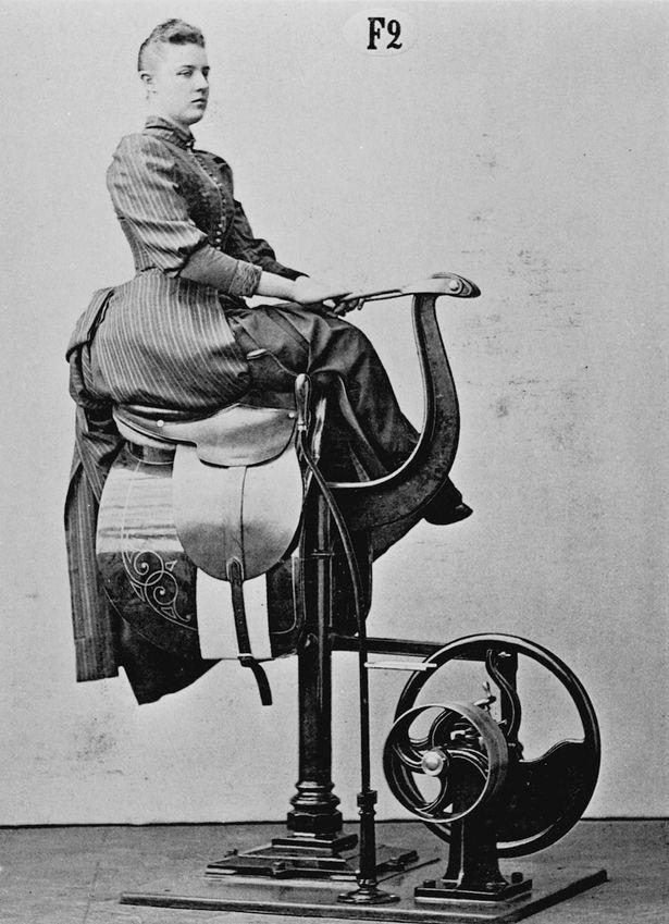 Chiêm ngưỡng cỗ máy tập gym đời đầu từ hơn 130 năm trước - ảnh 5
