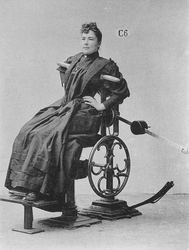 Chiêm ngưỡng cỗ máy tập gym đời đầu từ hơn 130 năm trước - ảnh 9