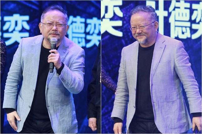 'Hòa Đại nhân' xuất hiện với râu tóc bạc phơ ở tuổi 68 - ảnh 1