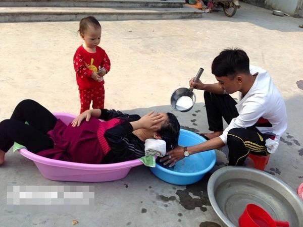 Bức ảnh khiến phụ nữ Việt 'dậy sóng' - ảnh 1