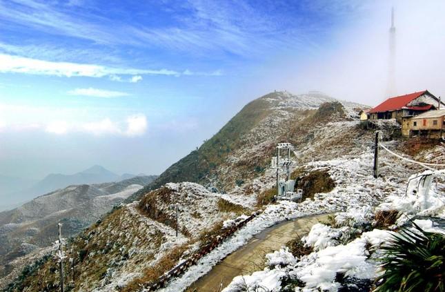 5 điểm có thể ngắm tuyết rơi đẹp như ở trời Tây tại Việt Nam - ảnh 1