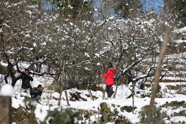5 điểm có thể ngắm tuyết rơi đẹp như ở trời Tây tại Việt Nam - ảnh 8