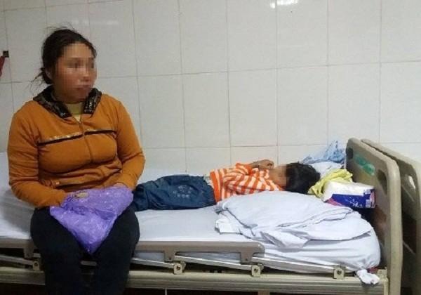 Tin mới nhất vụ cha đánh nhau, con 5 tuổi chấn thương sọ não - ảnh 1