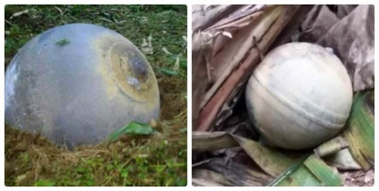 Bộ Quốc phòng lên tiếng về vật thể lạ rơi ở Tuyên Quang và Yên Bái - ảnh 1
