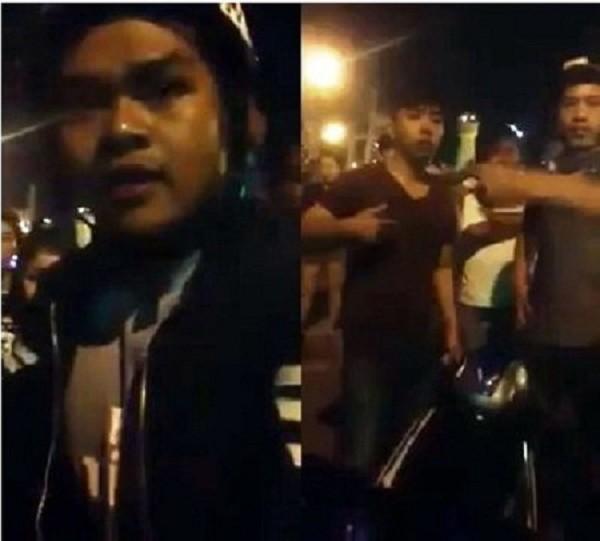 Cảnh sát mặc thường phục chặn xe hai cô gái là trái pháp luật - ảnh 1