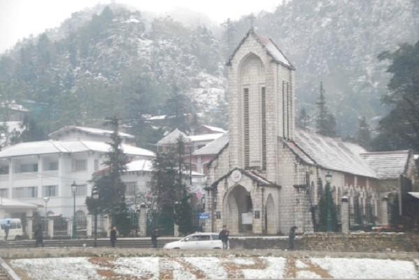 Miền Bắc sắp đón không khí lạnh cực mạnh, nhiều nơi có tuyết rơi - ảnh 1